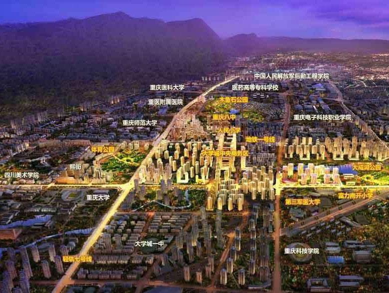 重庆富力城